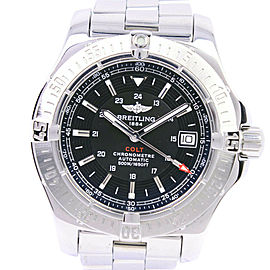 BREITLING A17380 Stainless Steel Colt Watch