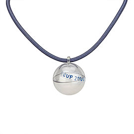 Louis Vuitton Cup 2000 Compass Necklace