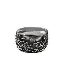 David Yurman Men's Sterling Silver Wave Ring 10.5 size