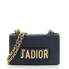 Christian Dior J'Adior Flap Bag Leather Mini