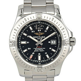 BREITLING Colt Date A17388 black Dial Automatic Men's Watch