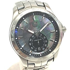 TAG HEUER WJF211M Link Stainlees Steel Moon Pearl Limited Model Wrist watcH