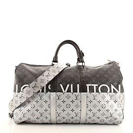 Louis Vuitton Zip Around Pochette Jour Damier Graphite GM