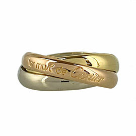 CARTIER 18k Gold Trinity ring CHAT-1010