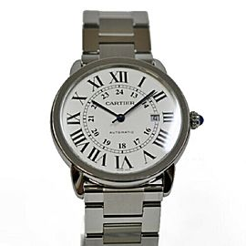 CARTIER W6701011 Stainless Steel Stainless Steel Watch