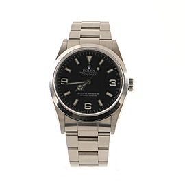 Rolex Oyster Perpetual Explorer Automatic Watch Stainless Steel 36