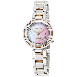 Citizen Carina EM046653N 28mm Womens Watch