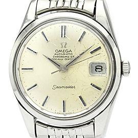 Vintage Polished OMEGA Seamaster Cal 564 Rice bracelet Watch 166.010