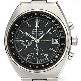 OMEGA 176.009 Speedmaster Stainless steel Mark IV Automatic Watch HK-2491