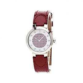 Louis Vuitton Tambour Q1J00 28mm Womens Watch