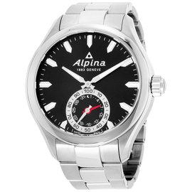 Alpina Horological Smartwatch AL-285BS5AQ6B 44mm Mens Watch