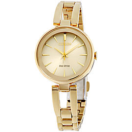 Citizen Axiom EM0638-50P 28mm Womens Watch