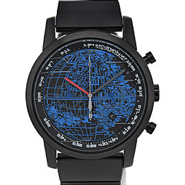 sonny wena Star Wars Limited Edition WNW-HC04/B Date Quartz Men's Watch