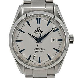 OMEGA Seamaster Aqua Terra Chronometer 2502.33 Automatic Men's Watch