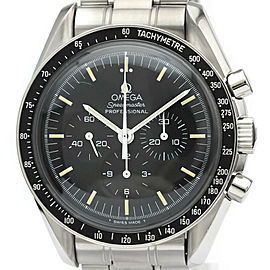 Polished OMEGA Speedmaster Professional Steel Moon Watch 3590.50