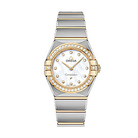 Omega Constellation Quartz 25mm 131.25.25.60.55.002
