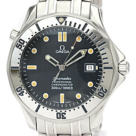 OMEGA Seamaster Stainless steel Professional 300M Automatic Watch