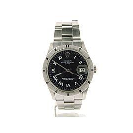 Rolex Date 15010 Vintage 34mm Mens Watch