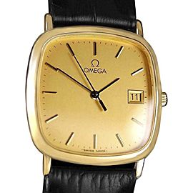 Omega De Ville 196.0317.1 30mm x 35mm Mens Watch
