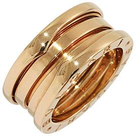 Bulgari Bvlgari B.ZERO1 3-band Ring in 18k Rose Gold US4.75