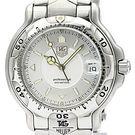 TAG HEUER 6000 Pro 200M Steel Quartz Mid Size Watch WH1113
