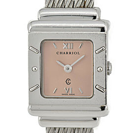 CHARRIOL Saint Tropez Ref.6007909 Rose gold Dial Quartz Ladies Watch