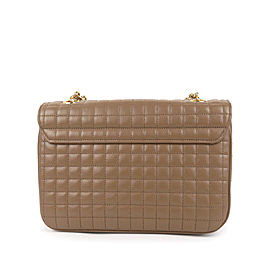 Medium Quilted C Bag