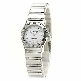OMEGA Stainless Steel/Stainless Steel Constellation Mini My Choice Watch