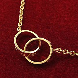 Cartier Baby Love Necklace
