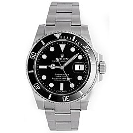 Rolex Submariner 116610 Stainless Steel Divers 40mm Mens Watch