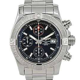 BREITLING Avenger II A1338111 black Dial Automatic Men's Watch