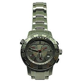 Tiffany & Co. Mark T-57 Stainless Steel Chronograph Quartz 42.50mm Mens Watch