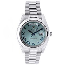 Rolex Day Date II 218206 41mm Mens Watch