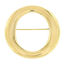 Tiffany & Co. 18K Yellow Gold Elsa Peretti Brooch
