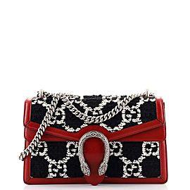 Gucci Dionysus Bag GG Tweed Small