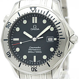 Omega Seamaster 2261.80 Stainless Steel Quartz 41mm Mens Watch