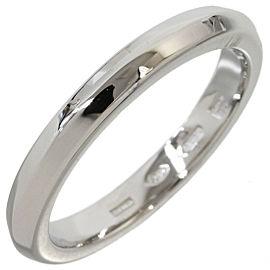 Bvlgari Bulgari Fedi Wedding Band Ring Platinum PT950 US6.75