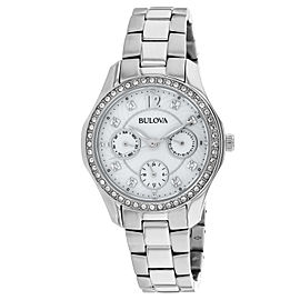 Bulova Classic 96N111 33mm Womens Watch