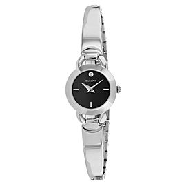 Bulova Classic 96P155 22mm Womens Watch