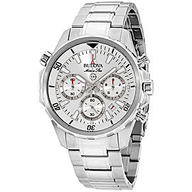 Bulova Marine Star 96B255 43mm Mens Watch
