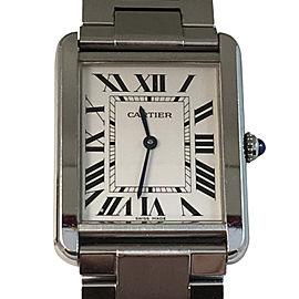 Cartier Tank Solo XL W5200028 30mm Mens Watch