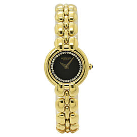 Raymond Weil 5851 18K Gold Plated Quartz Womens Watch