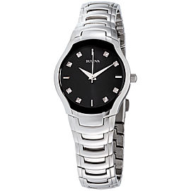 Bulova Classic 96P146 28mm Womens Watch