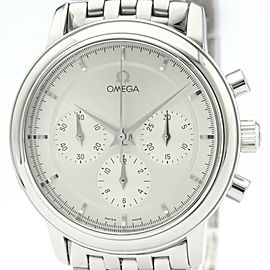 OMEGA De Ville Prestige Chronograph Steel Manual Watch 4840.31