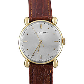 IWC Vintage 31.5mm x 36mm Mens Watch