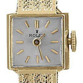 Rolex Vintage 13mm x 16mm Womens Watch