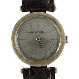 Girard Perregaux Vintage B-1951 30mm x 37mm Mens Watch