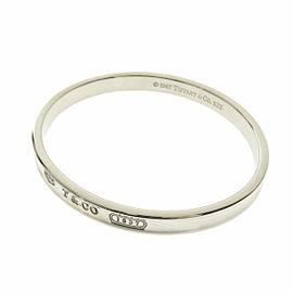 TIFFANY & Co. Silver 1837 bangle Bracelet