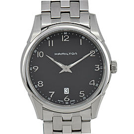 HAMILTON Jazzmaster Thinline H38511133 black Dial Quartz Men's Watch