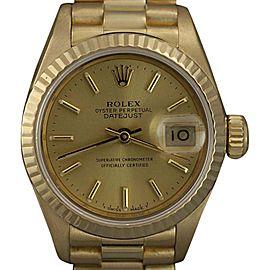 Rolex Lady President 69178 26mm Womens Watch